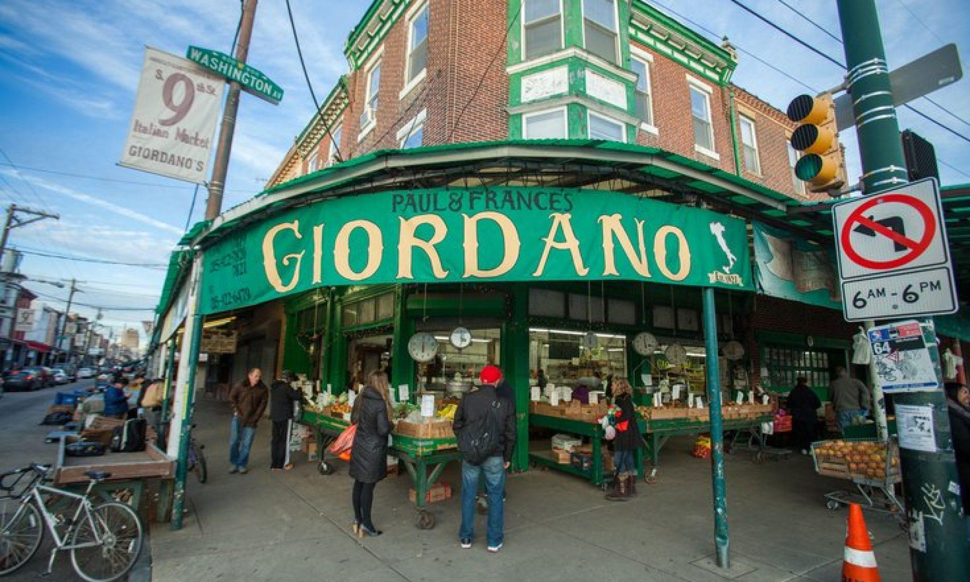 P&F Giordano Italian Market